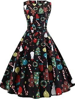 Best 1950s christmas dress Reviews