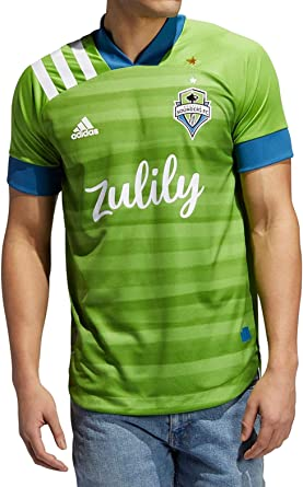 Seattle Sounders FC 2020 Forever Green Authentic Jersey