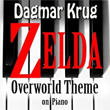 Best zelda overworld theme piano Reviews