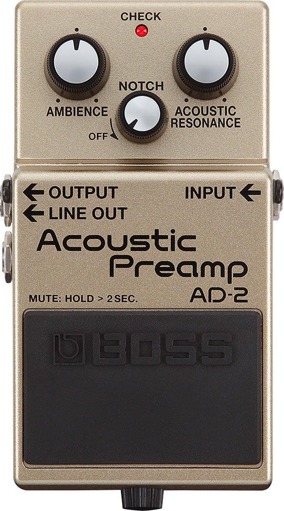 リンク:AD-2 Acoustic Preamp