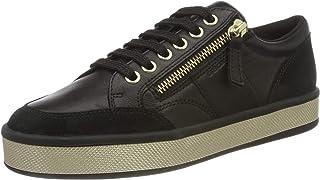 Geox D Leelu' E, Sneaker Mujer