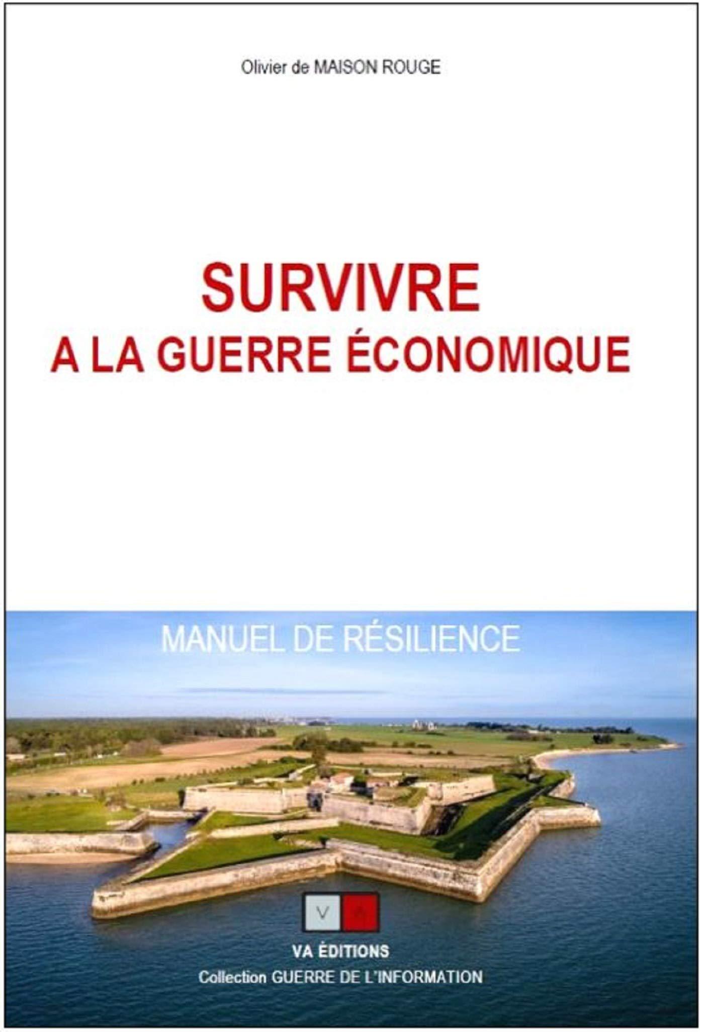 Survivre à la guerre économique ; Manuel de résilience (French Edition)