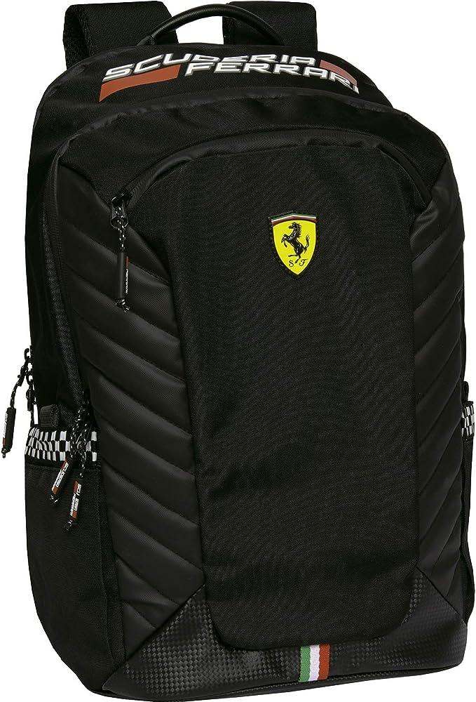 Ferrari, zaino big scuderia ,porta pc,base e schienale imbottiti 63182