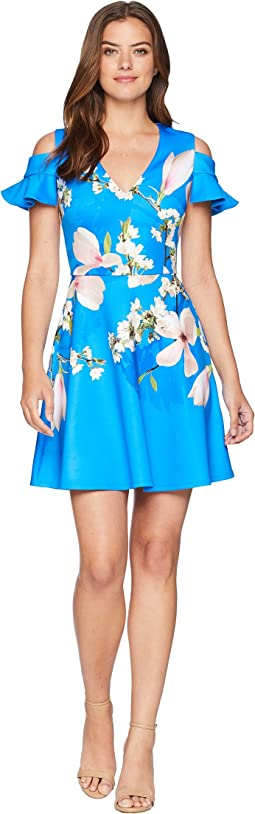 Ambre Harmony Scallop Detail Dress