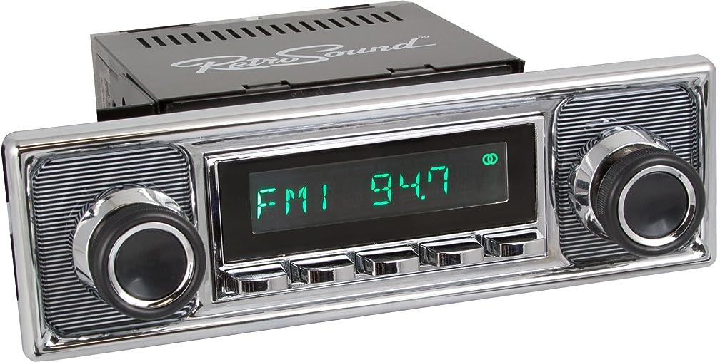 Retro Manufacturing HC-308-509-39-78 Radio for Classic Vehicles