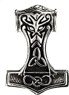 Martillo de Thor colgante de plata de ley 925/N/º 221