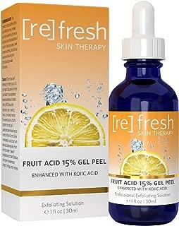 refresh skin care