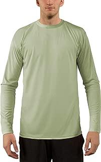 Vapor Apparel Men's UPF 50+ UV Sun Protection Performance Long Sleeve T-Shirt