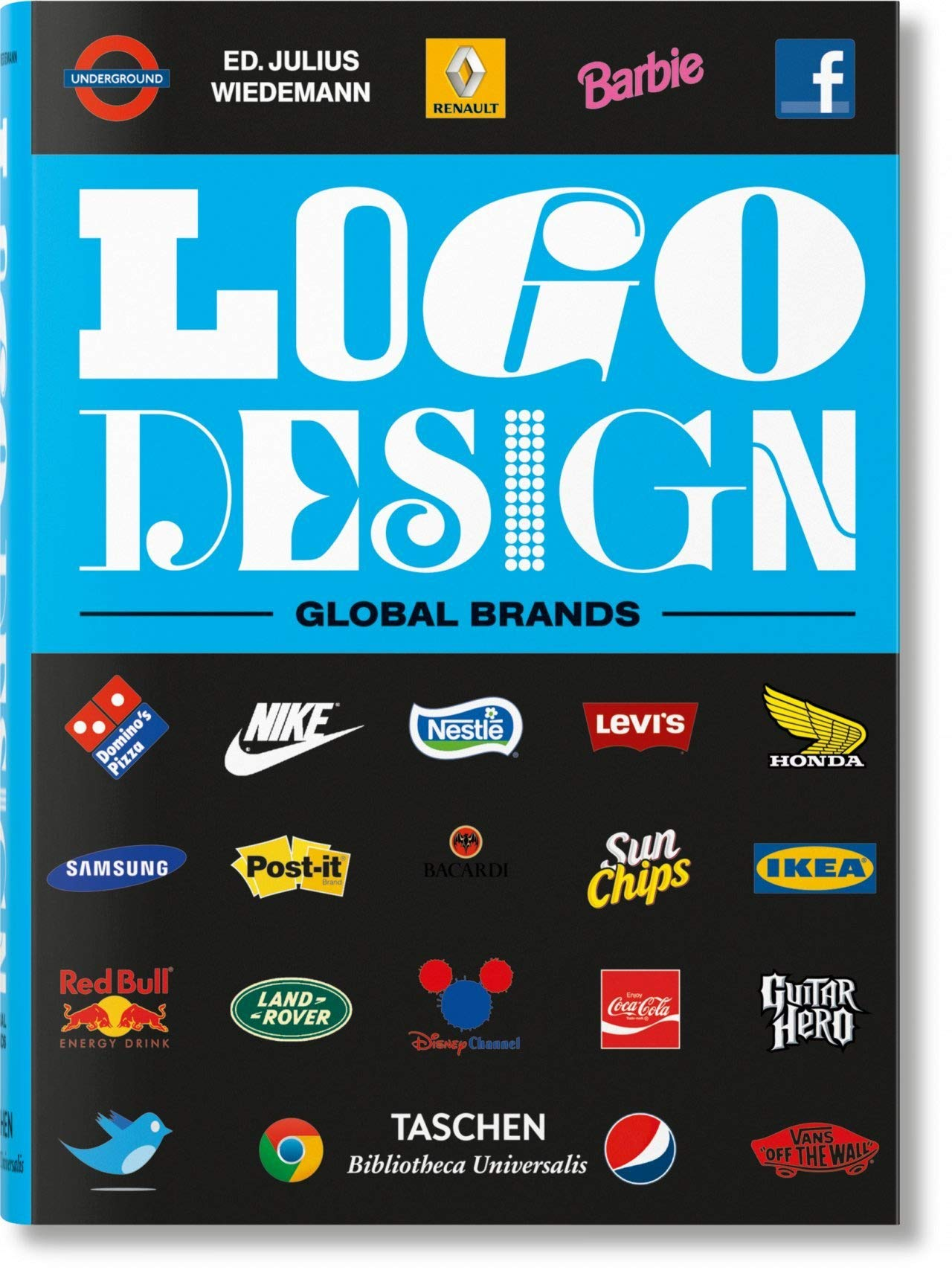 Image OfLogo Design Vol. 2: Global Brands (Bibliotheca Universalis)