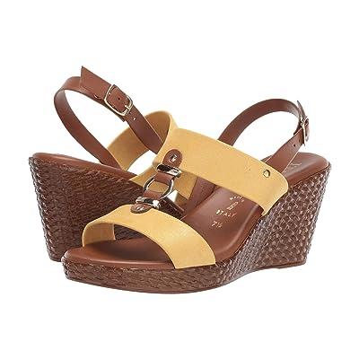 Italian Shoemakers Pusha (Mustard) Women