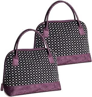 Set of 2 Taylor Swift Wonderstruck Weekender Bag 100% Polyester 19