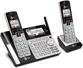 AT&T TL96273 DECT 6.0 Expandable Cordless Phone with Bluetooth Connect to Cell, Answering System and Base Speakerphone, 2 ... photo