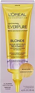 L'Oreal Paris Hair Care Expertise Everpure Reviving Treatment Formula, Blonde, 4.2 Fluid Ounce