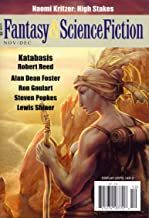 The Magazine of Fantasy & Science Fiction November/December 2012 (The Magazine of Fantasy & Science Fiction Book 123)
