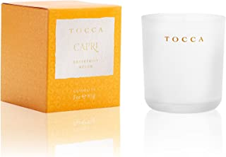Tocca Capri Grapefruit & Melon Candle, 3 oz