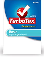 TurboTax Basic Federal + E-File 2012 for Mac [Old Version]
