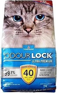 Intersand Odourlock Ultra Premium Cats Litter, 6 kg