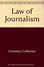 The law of journalism