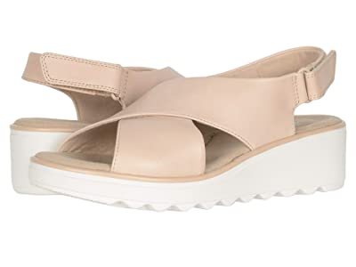 Clarks Jillian Jewel (Blush Leather) Women