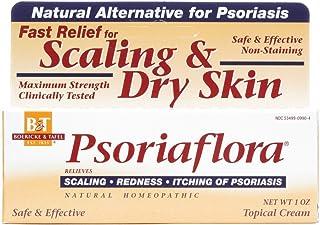 Psoriaflora® Psoriasis Cream 1 Oz., Triple (3) Pack, by Boericke & Tafel