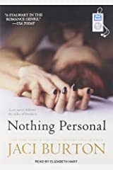 Nothing Personal MP3 CD