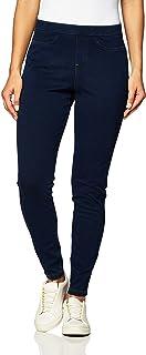 بدون مزخرف شلوار جین کلاسیک زنانه نیلی جین