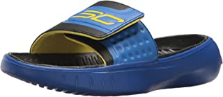 Under Armour Kids' Boys' Curry IV Slide Sneaker