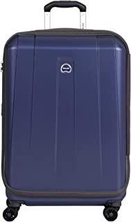 Delsey Luggage Helium Shadow 3.0 25 Inch Exp. Spinner Suiter Trolley (One Size, Navy)