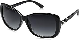 نظارة كالفن كلاين مستطيلة للنساء CWR678S