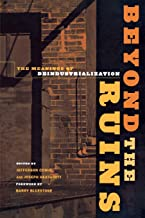 Beyond the Ruins: The Meanings of Deindustrialization (Ilr Press Books)