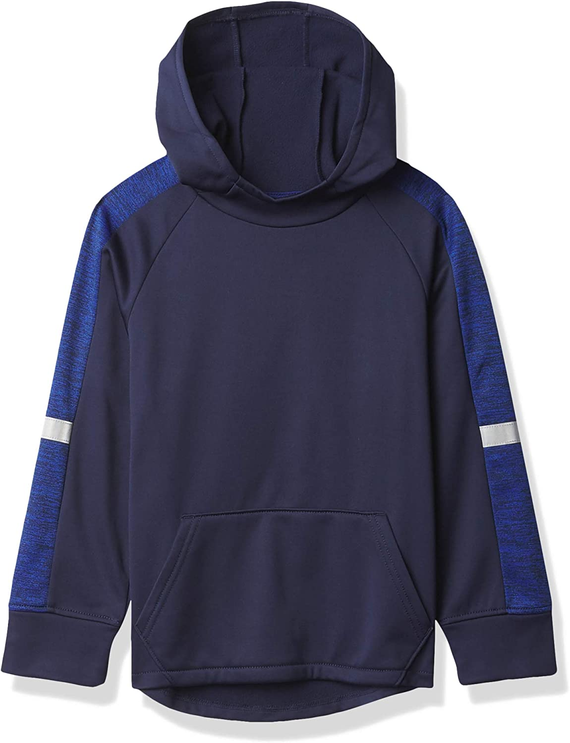 The Children's Place Boys' Active Reflective Colorblock Performance Hoodie