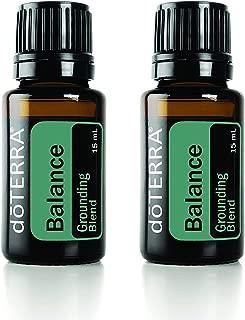 doTERRA Balance Grounding Blend - 15ml (2 Pack)