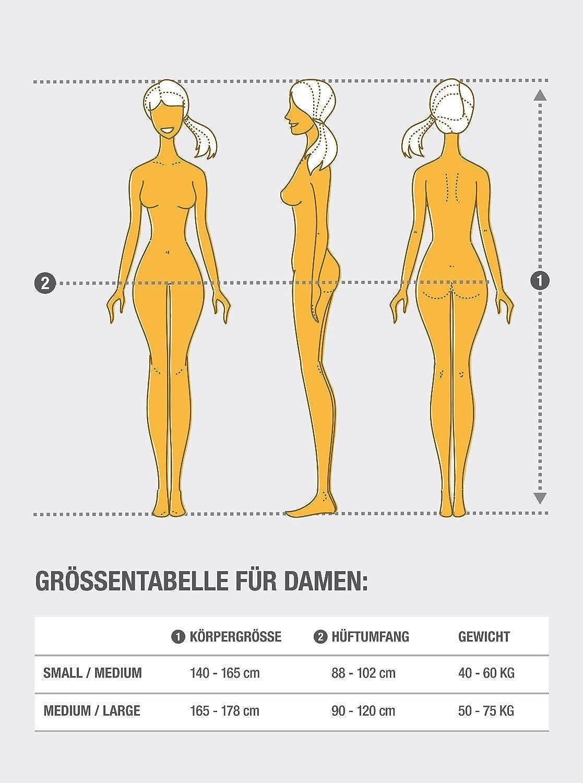 Frau 165 cm 60 kg