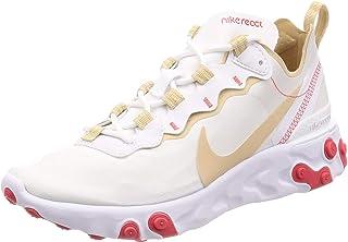 W React Element 55, Zapatillas de Atletismo para Mujer