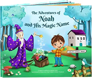 Personalized Story Book for Kids - Totally Unique - Great Gift - Custom Made - Baby Keepsake