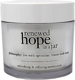Philosophy Renewed Hope in a Jar Refreshing & Refining Moisturizer for Women 4 oz Moisturizer