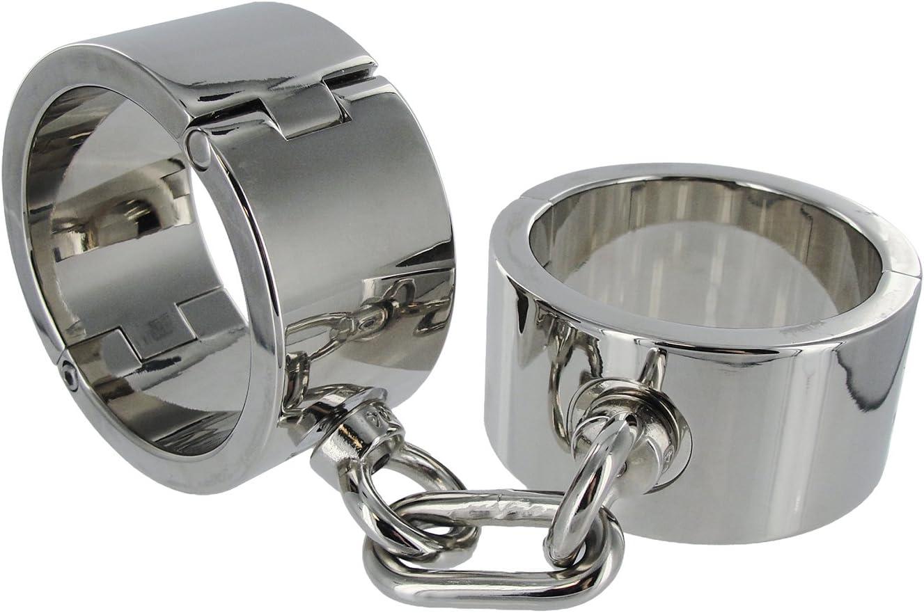Iron Jailor ITDC Replica Colonial Or Pirate Handcuffs