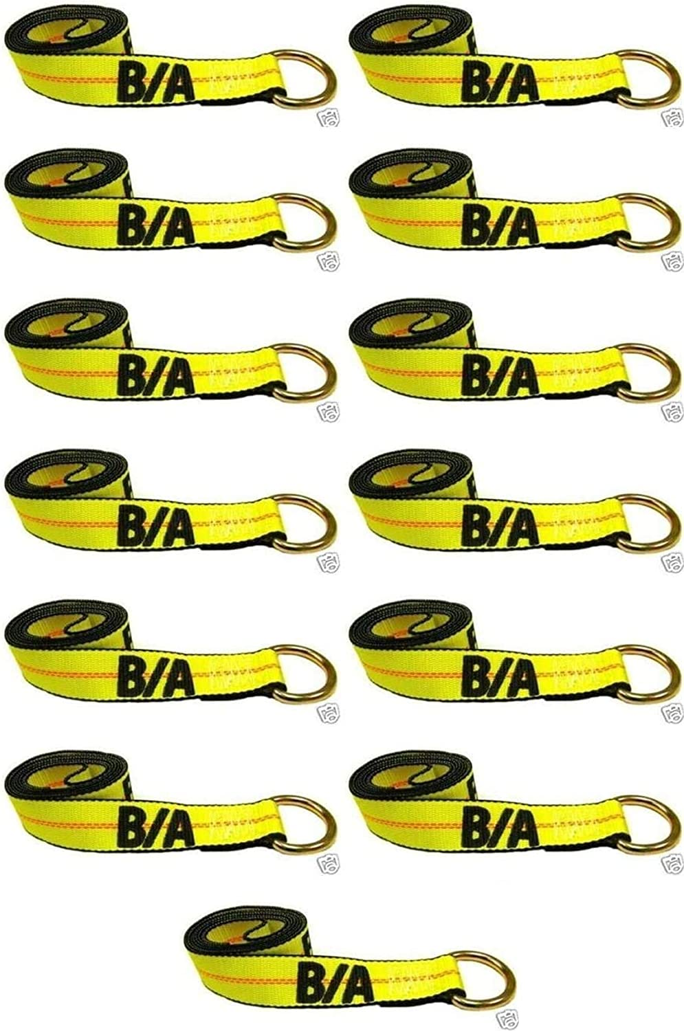 BA Products Year-end annual Lowest price challenge account Qty. 13 Baker's 8' Lasso Dozen Strap 38-1-8-x13