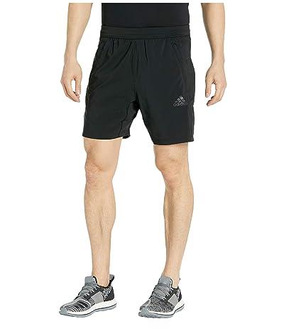 adidas Aero 3S Shorts (Black) Men