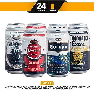 Corona Extra Bote Edición Coleccionable Quality de 355 ml c/u