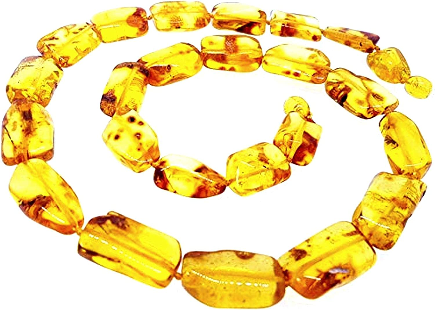 Natural Baltic Amber Necklace Collar/Women/Certified Genuine Baltic Amber