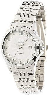 Nina Rose Wrist Watch for Men Stainless Steel