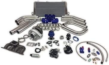 Civic D17 01-05 LX EX VP SOHC T70 VBAND Turbo Kit Intercooler BOV Manifold