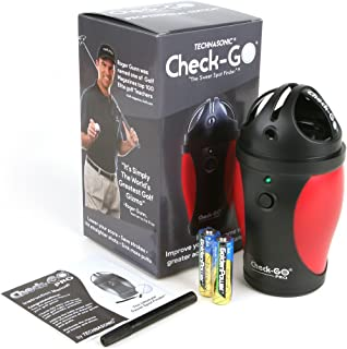 Technasonic Check-Go Pro Sweet Spot 电子高尔夫球垫