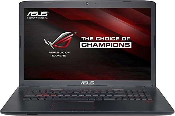 Asus ROG GL752VW-T4091T 43 9 cm  17 3 Zoll Non Glare Full HD  Laptop  Intel Core i7 6700HQ  8GB RAM  1TB HDD  128GB SSD  Nvidia GTX 960M 4GB  DVD  Win 10 Home  mattschwarz