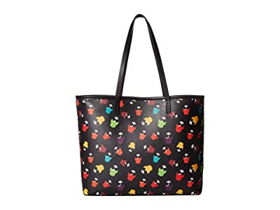 Alice + Olivia Veronica Stace Photobooth Small Tote (Rainbow Stace) Handbags