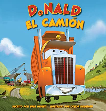 Donald El Camion (Spanish Edition)