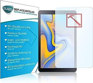 Slabo premium härdat glas skärmskydd för Samsung Galaxy Tab A 10.5 (T590   T595) 2018 äkta glas skärmskydd härdat glas kla...
