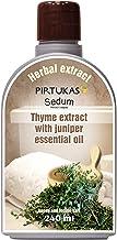 Extrait de fines huiles essentielles aux herbes naturelles Sedum pour sauna, massage et trempage - Infusion de sauna avec ...
