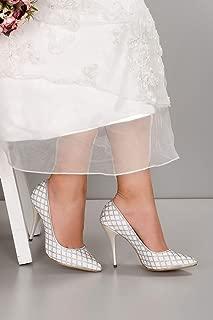 Gön Kadın Ayakkabı 95164 BEYAZ